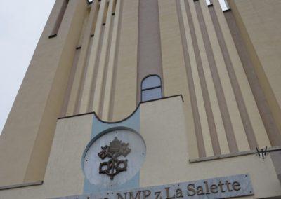 Dębowiec - Sanktuarium Matki Boskiej Saletyńskiej