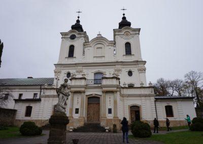 Dukla - Sanktuarium św. Jana z Dukli