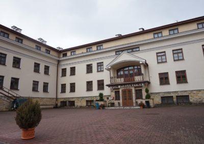 Sanktuarium w Kalwarii Pacławickiej