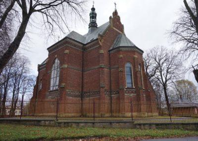 Strachocina- Sanktuarium Św. Andrzeja Boboli