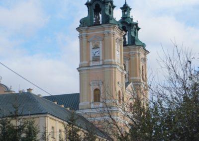 Stara Wieś - Bazylika Wniebowzięcia NMP, Muzeum