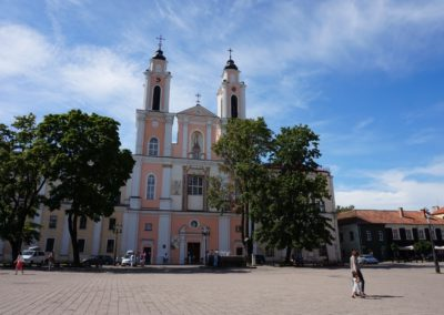 23.07.2017-Kowno, Szydłów, Góra Krzyży (Litwa)
