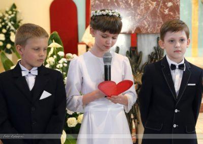 21.05.2017 Nieszpory komunijne Foto Łękawski