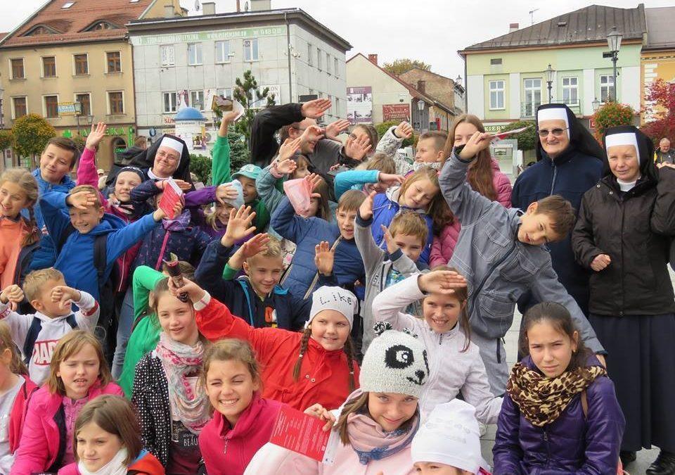 Pielgrzymka Dzieci Maryi i Ministrantów