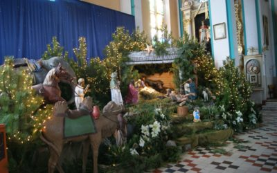 Świąteczne życzenia dla Parafian