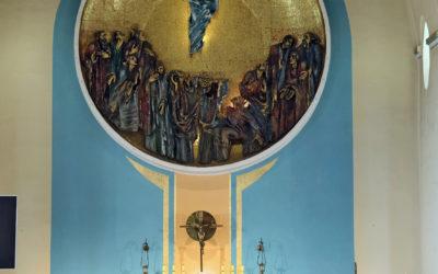 Transmisje Mszy św. z parafii WNMP w Biertułtowach
