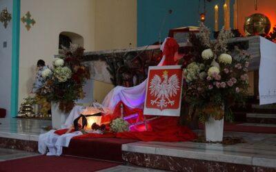 11 listopada – Msza św. za Ojczyznę