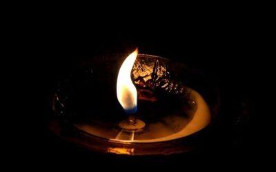 Msza pogrzebowa w intencji zmarłej mamy Ks. Dariusza Kreihsa.